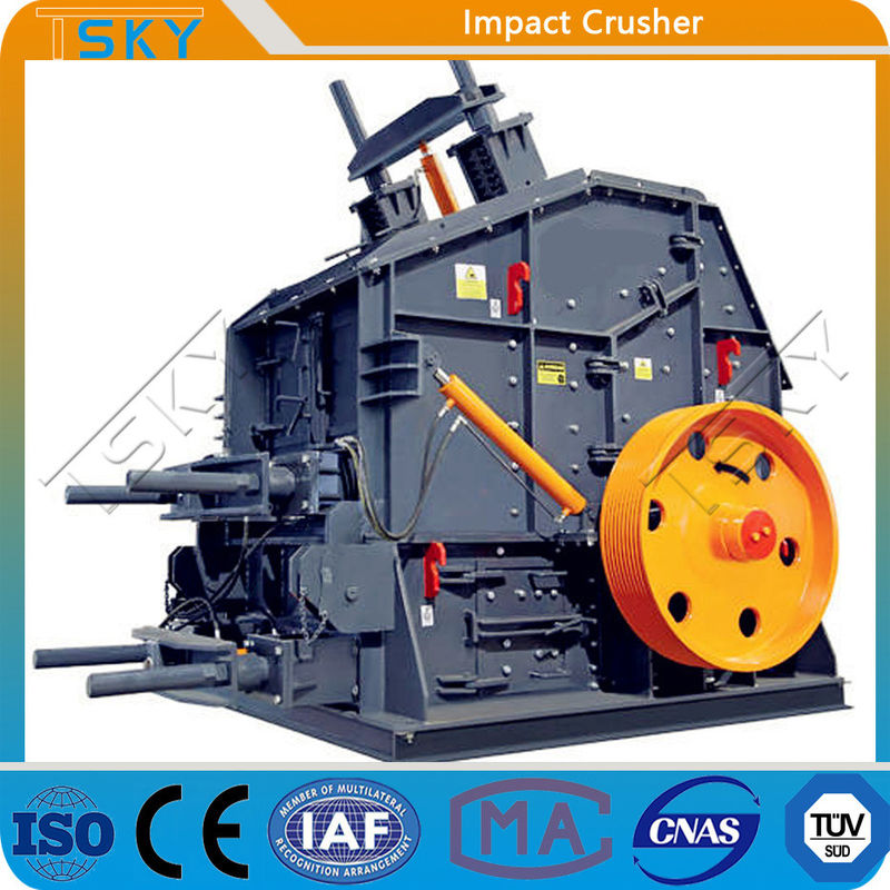 PFT-1010	Secondary Crushing Machine Impact Crusher